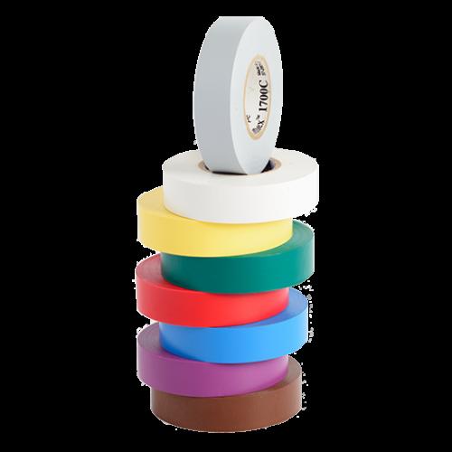 1700C Colored Vinyl Tape